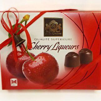 Višně v čokoládě