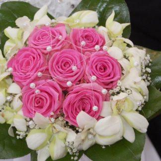 Perličkové růže