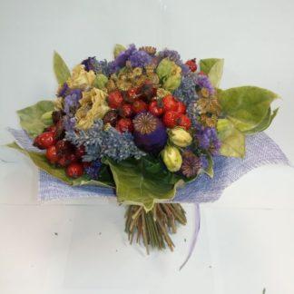 Květina ze sušiny