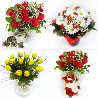 Květiny pro děti